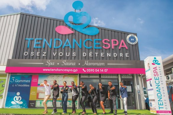 Equipe Tendance Spa - Guadeloupe