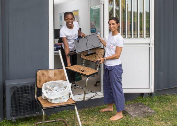 Recyclage equipement usagé entreprises