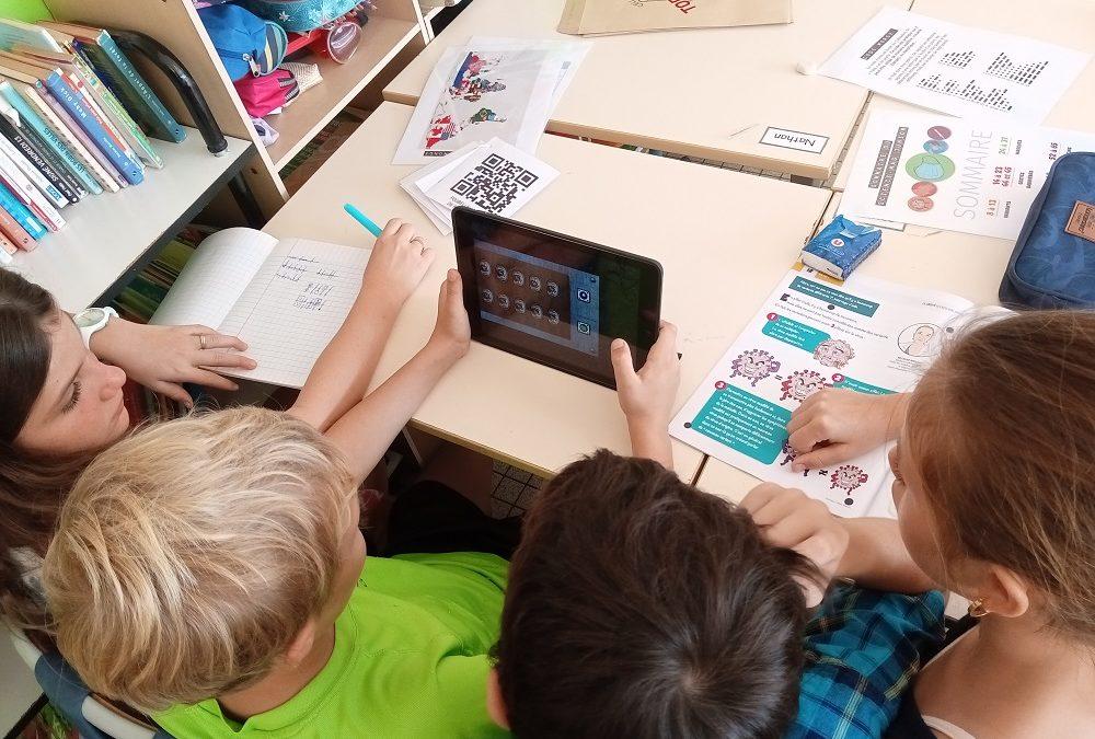 Un Escape Game pour aider les plus jeunes à lutter contre l'épidémie