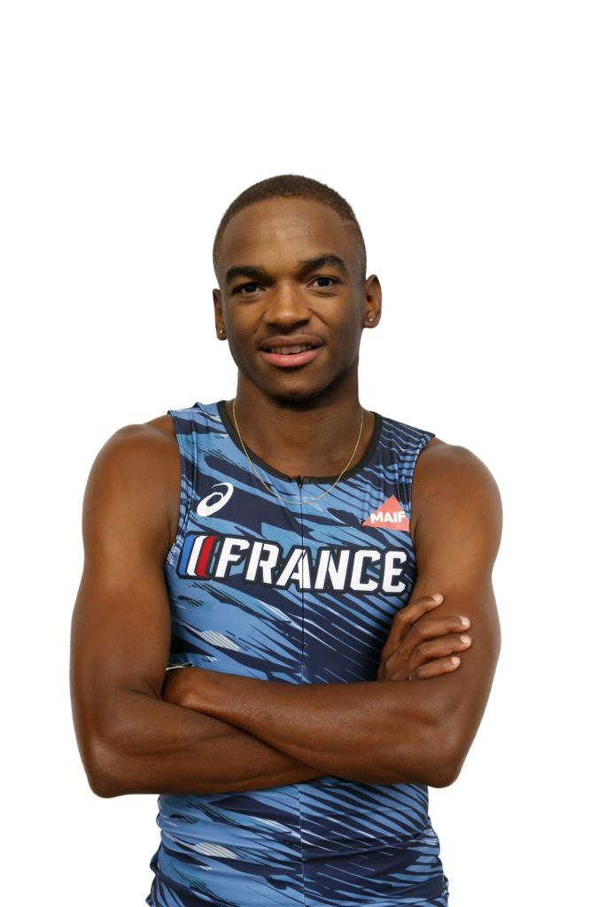 Amaury Golitin - 4x100m