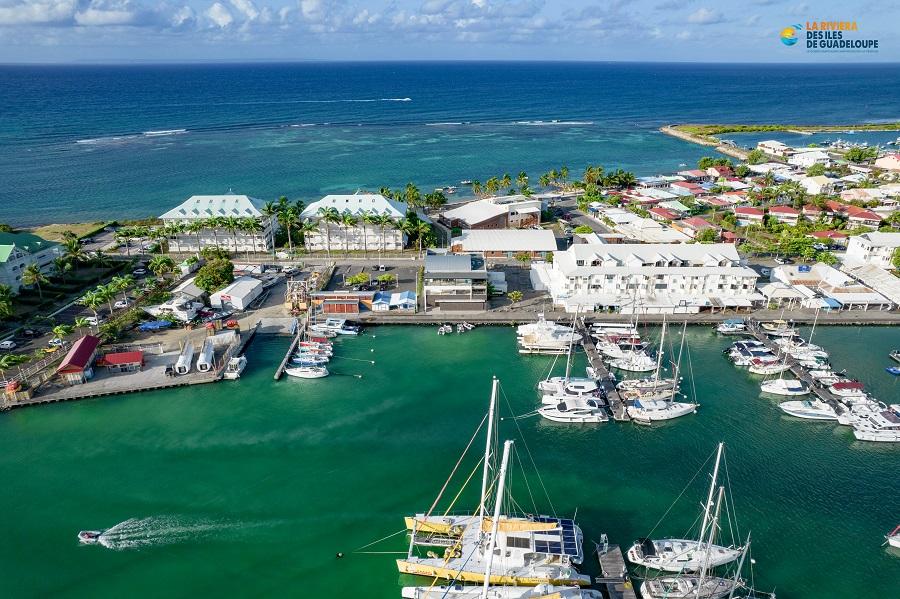Marina de Saint-François - Guadeloupe