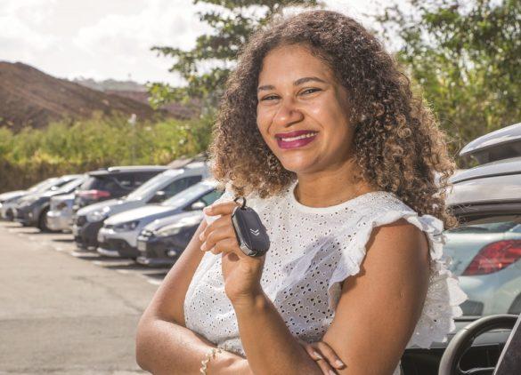 Leila Huyghues-Despointes - chargée de clientèle Zotcar