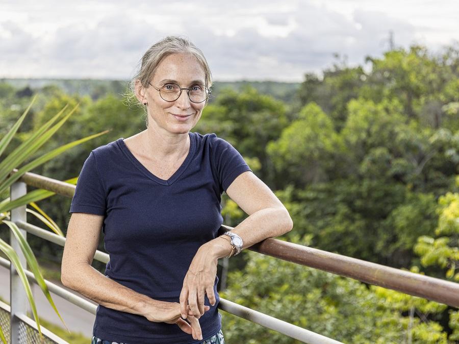 Ingrid Hermiteau - Directrice régionale - ADEME Guyane