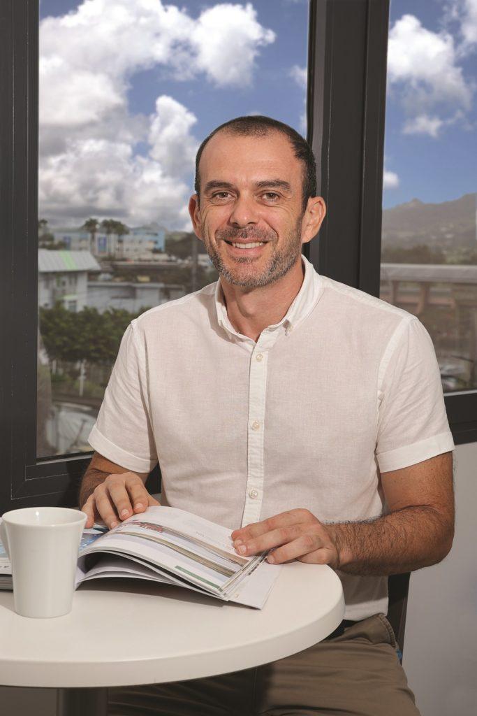 Jean-François Mauro - Directeur régional - ADEME Martinique