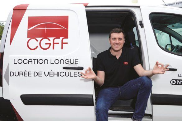 Vincent Denis, directeur commercial Antilles-Guyane - CGFF