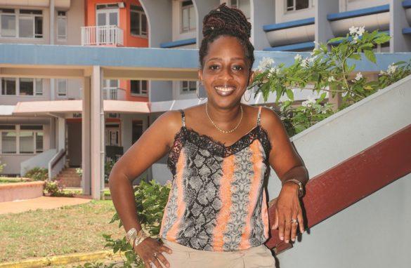 Sindy Ricou-Hecmil - CGSS Martinique