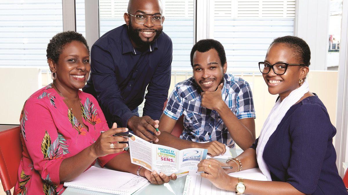 Quel accompagnement pour les entrepreneurs de l'ESS en Guadeloupe ?
