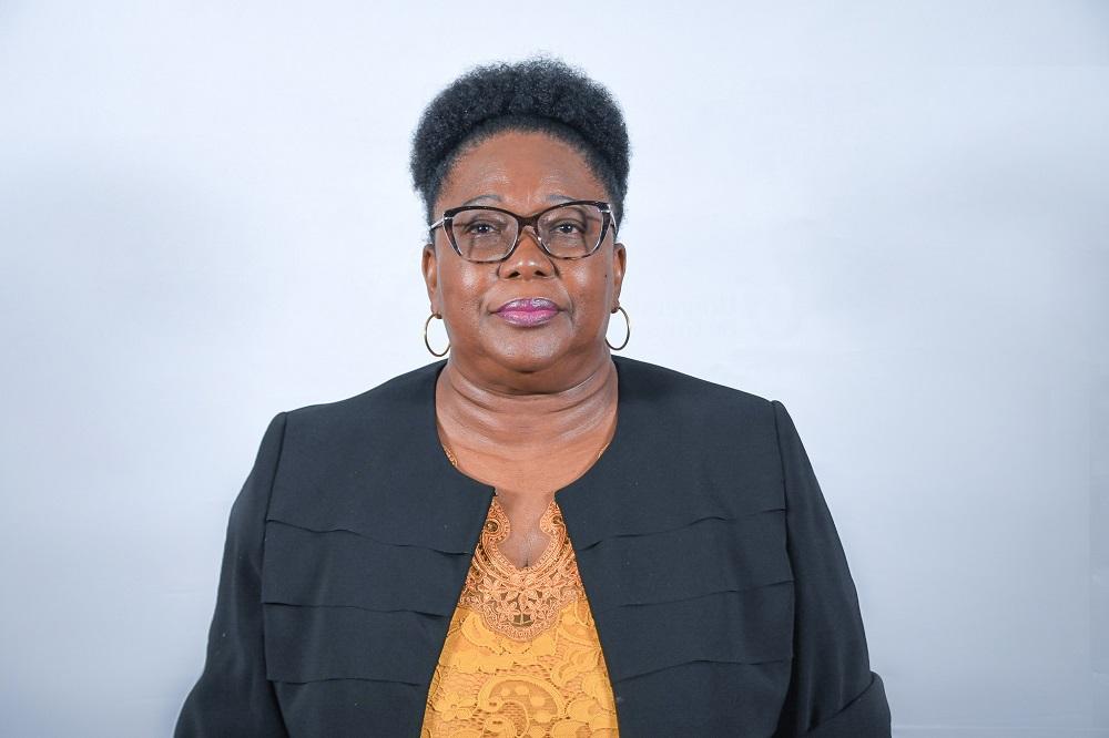 Annie Robinson-Chocho - Déléguée à l'Éducation et aux constructions scolaires - CTG