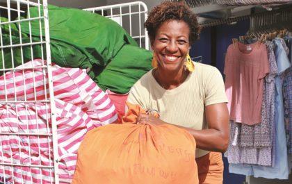 Livia Flavien - Traitement vêtements professionnels usagés - Martinique