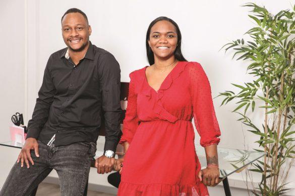 Willem Ostologue et Morgane Marie-Florine - cabinet de conseil Crée ta Boîte - Martinique