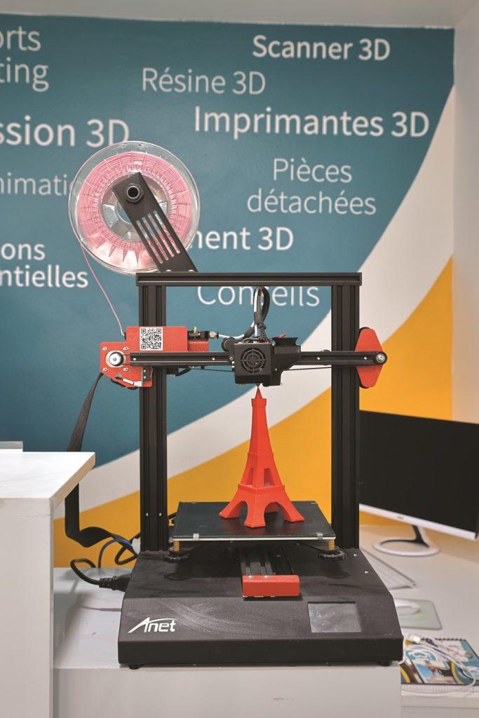 Impression 3D - Karaib 3D - Martinique
