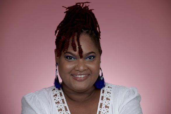 Laurence Gemin - créatrice Le Palais de la Mer - poissonnerie Guadeloupe