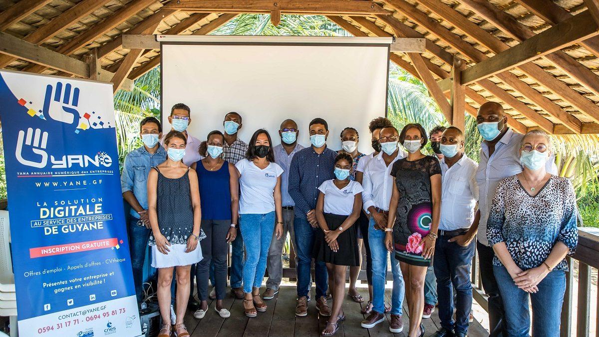 YANE s'engage à booster l'entrepreneuriat local en Guyane