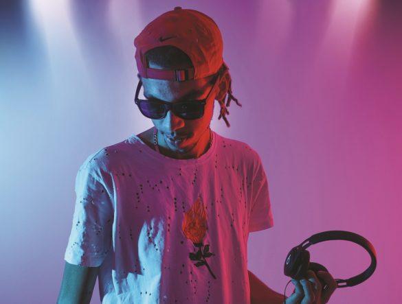 Aron Bax - DJ électro - Martinique