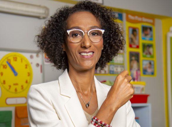 Dominique Dupont - directrice de l'école Oui Love Learning - Guadeloupe