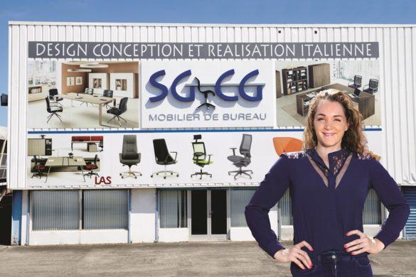 Responsable commercial, achats et communication - SGCG