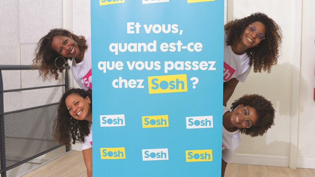 SOSH Caraïbe, une équipe haute en joie de vivre et en expertise