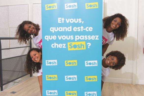 Membres de l'équipe SOSH Caraibe