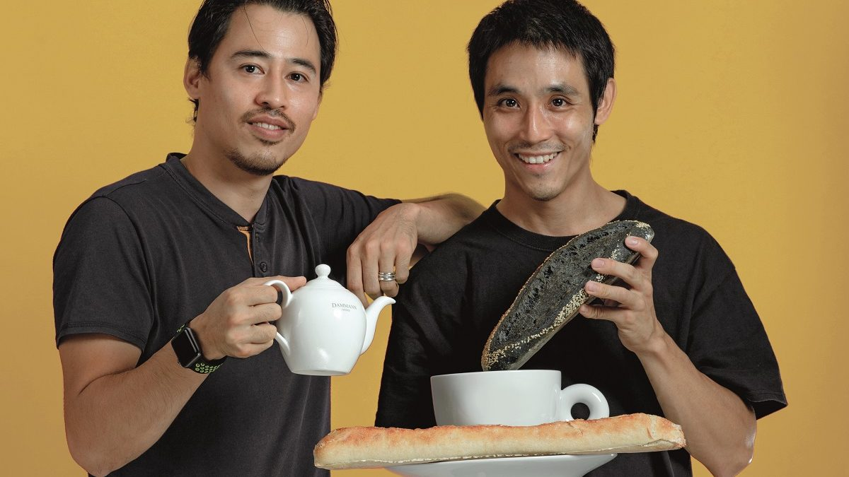 Entreprendre dans la boulangerie pâtisserie, l'exemple de Yu & Mie