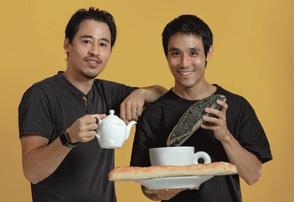 Christophe et Nicolas Yu - Créateurs Yu & Mie - Cayenne