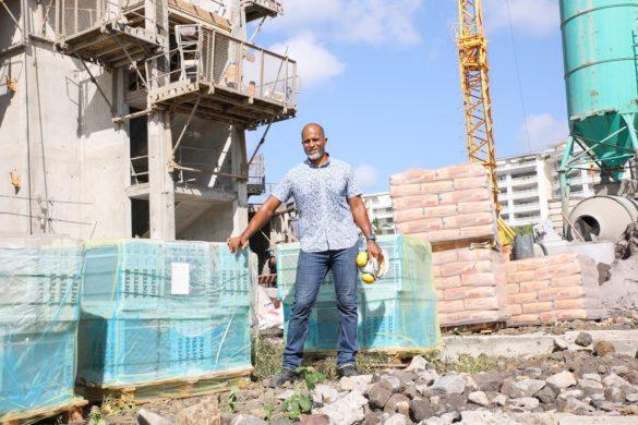 David Herthé - Département Risques Professionnels CGSS Martinique
