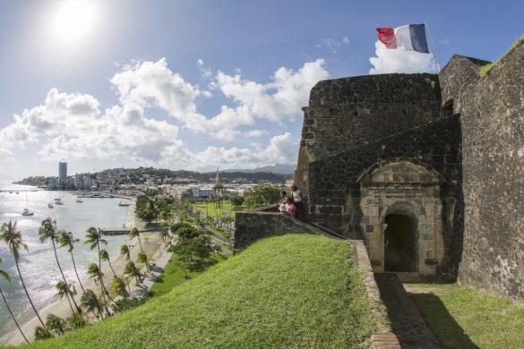 Fort Saint-Louis - Martinique